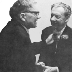 Shostakovich and Britten